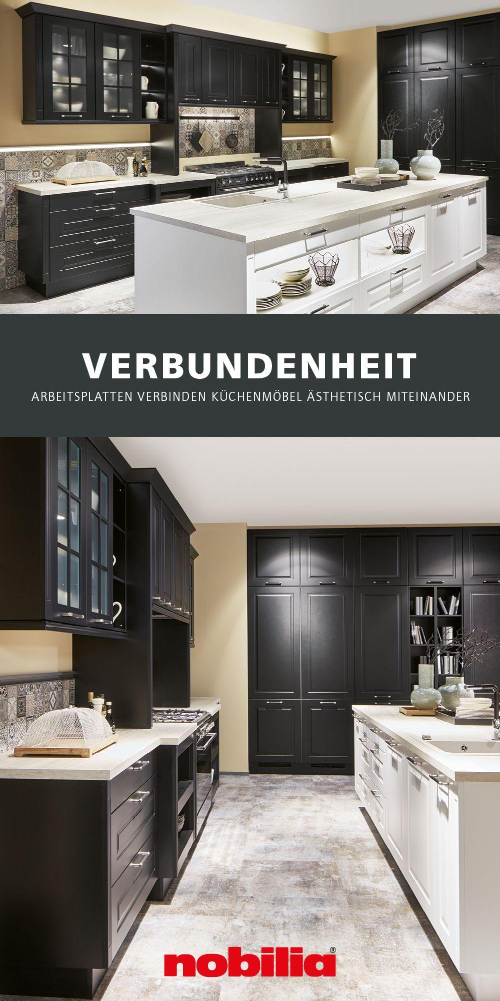 Massgeschneiderte Arbeitsplatten In 2020 Landhauskuche Haus Kuchen Moderne Landhauser