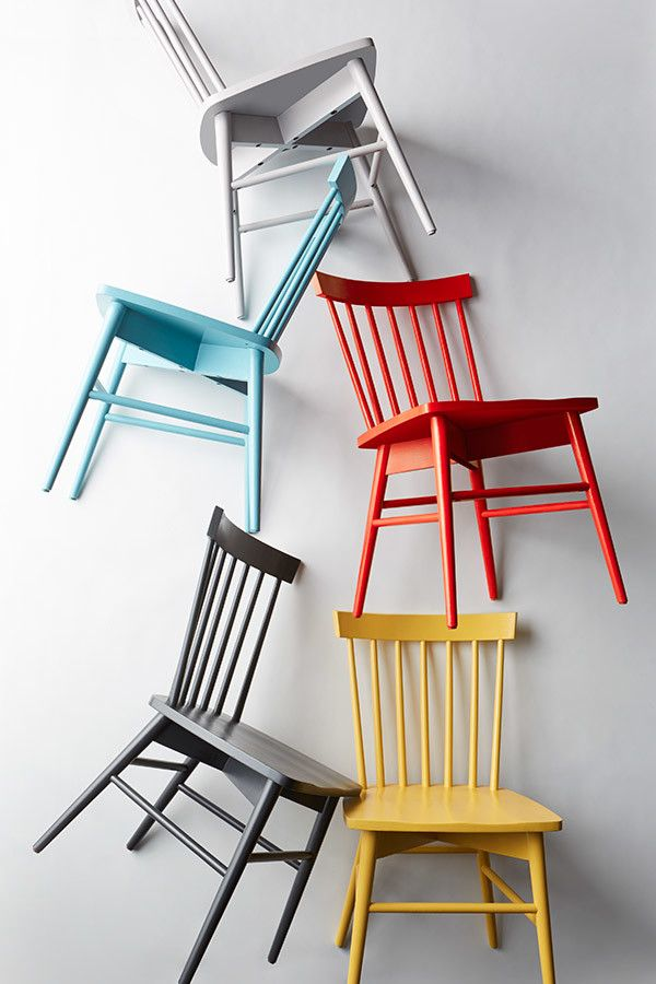 Get Excited, Dining Room Tables. Our Crush, The Windsor Chair, Is Coming  For You. And Just In Time For Holiday Guests! One Of Each Color, Please.