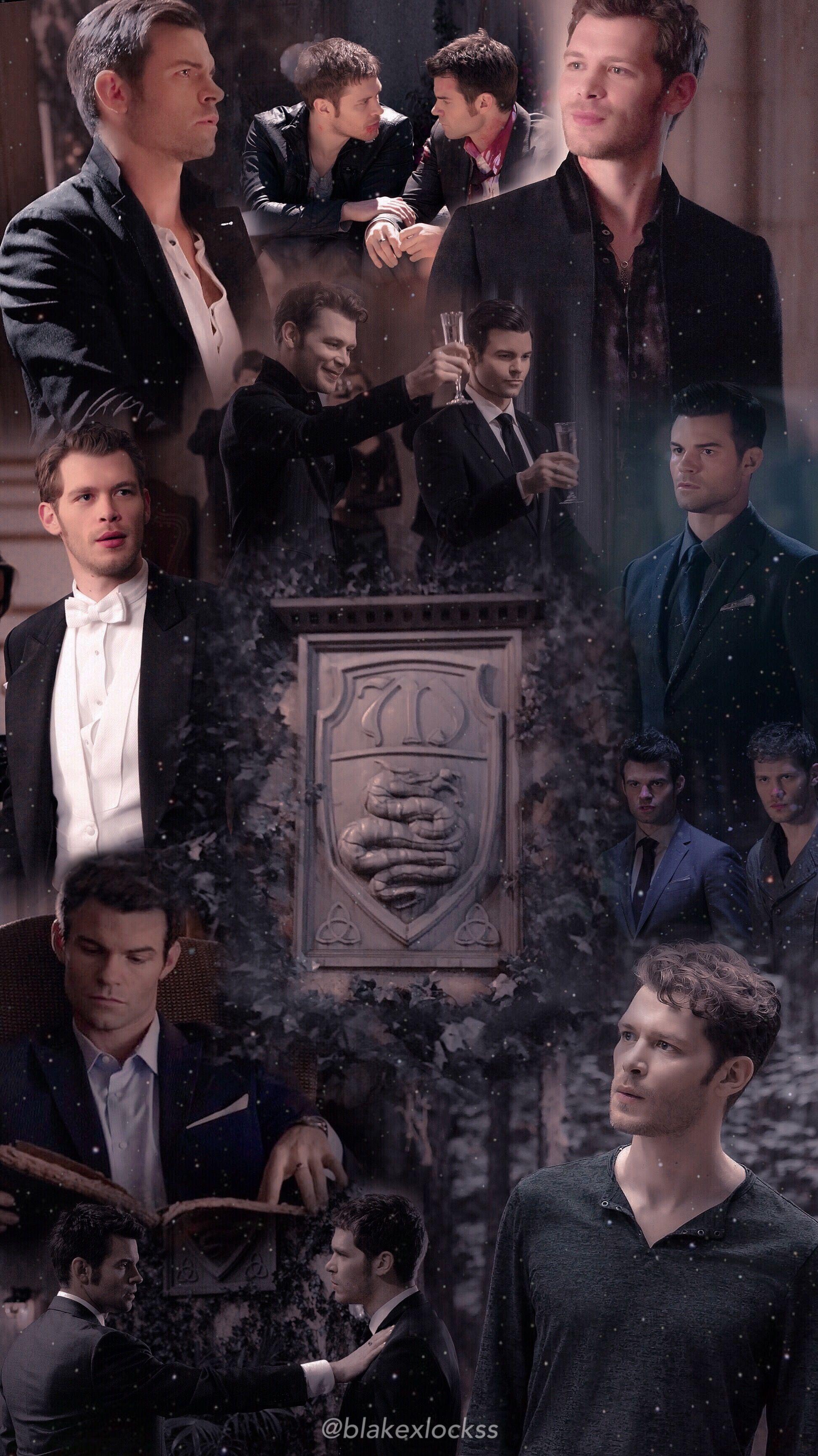 Pin De Erika Oliveira Em The Vampire Diaries The Originals