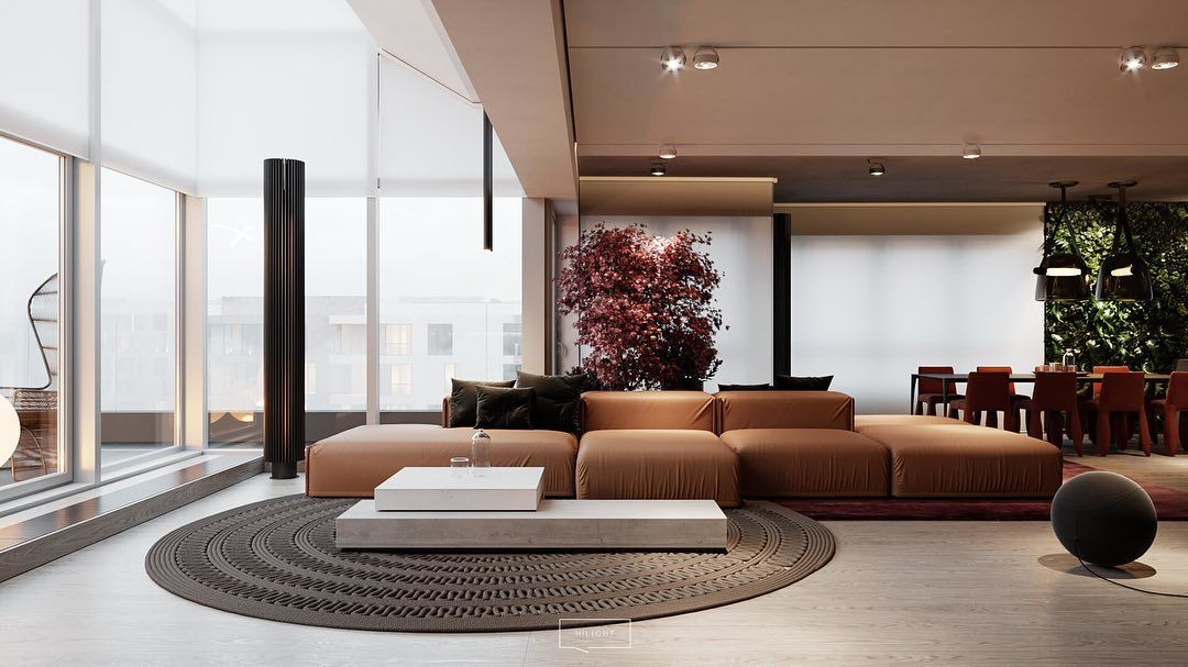 Hilight Design On Instagram Boom It S Worth Waiting For Such Moments With Great Joy And Pleasure We In 2020 Modern Style Living Room Apartment Luxury Home Decor