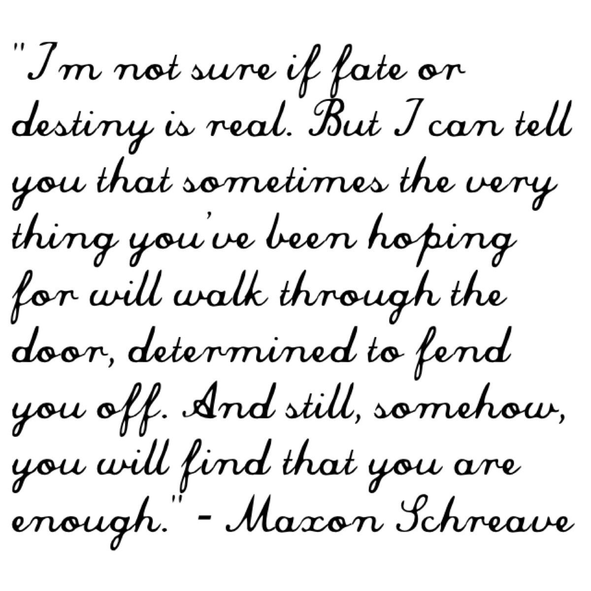 Maxon to Eadlyn. I'm pretty sure he's talking about