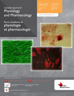 Image result for Canadian Journal of Physiology and Pharmacology