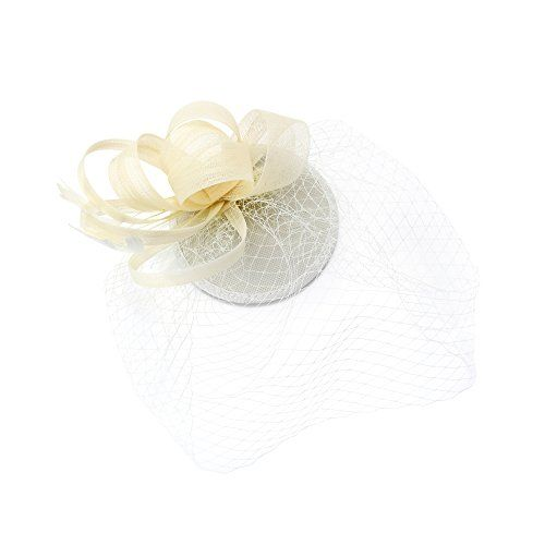 Feather Fascinator Schleier Net Schleife Blume Hut Clip H... https://www.amazon.de/dp/B01ITGUNR6/ref=cm_sw_r_pi_dp_x_vsCOybK62W05X