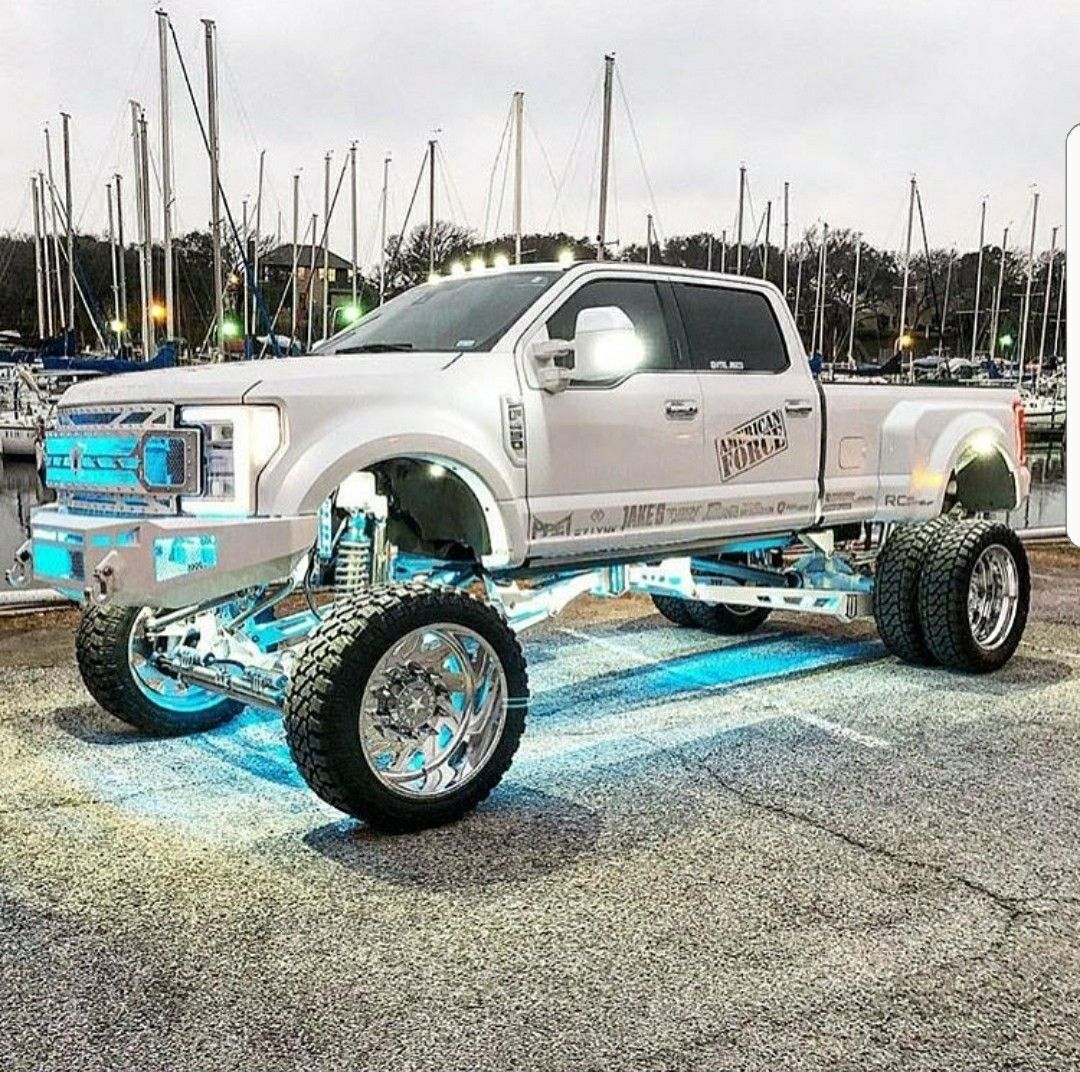 Lifted Muscle Car Yes Please: American Force Show Truck
