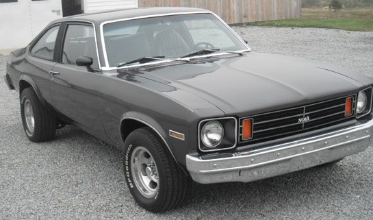 1975 Chevy Nova Hatchback Chevy Nova Hatchback Chevy Nova