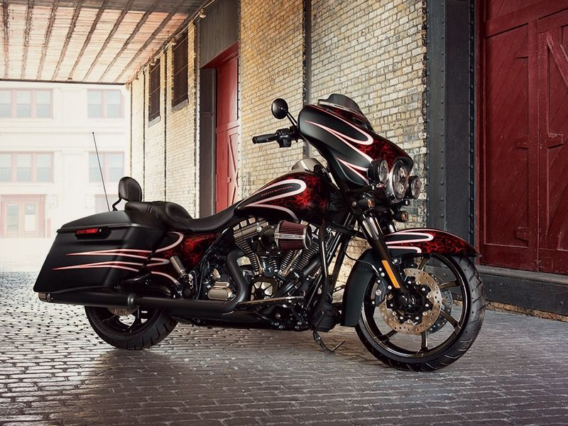 HarleyDavidson® FLHXS Street Glide® Special available for