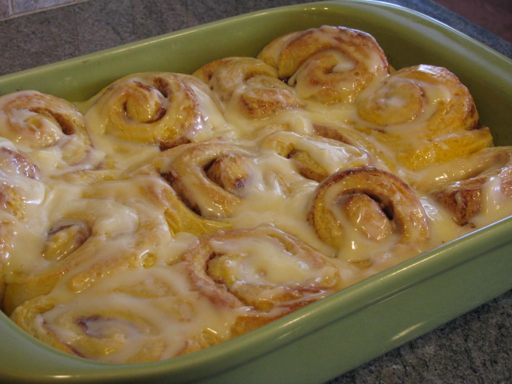 The LAST Cinnamon Roll recipe you will ever need.  Just THREE ingredients!