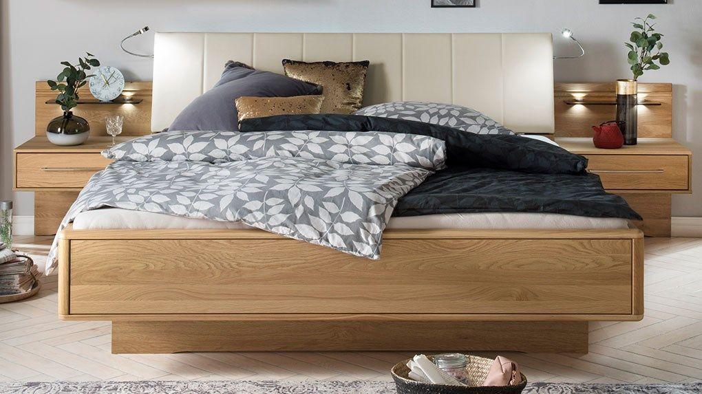 Stylform Selene Semi Solid Oak Modern bed in 2020