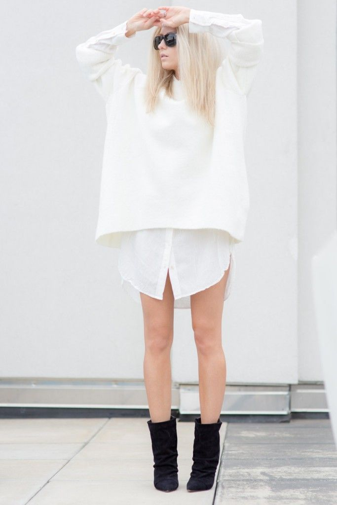 Knitwear Fashion Trend, Autumn/Winter 2014 | Crew neck, Knitwear ...
