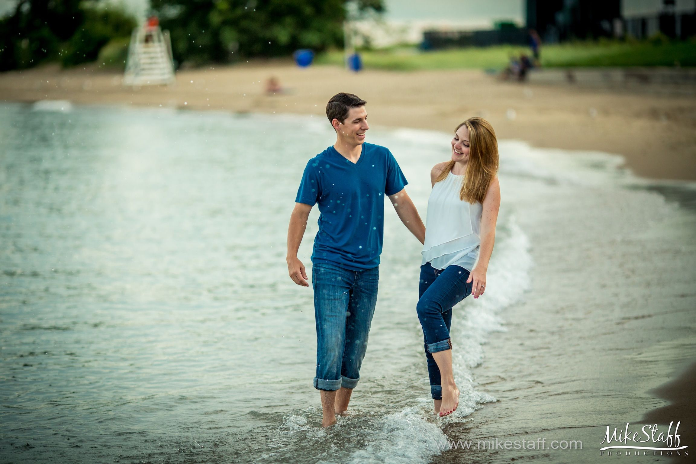 Detroit Wedding Photographer Mike Staff Productions