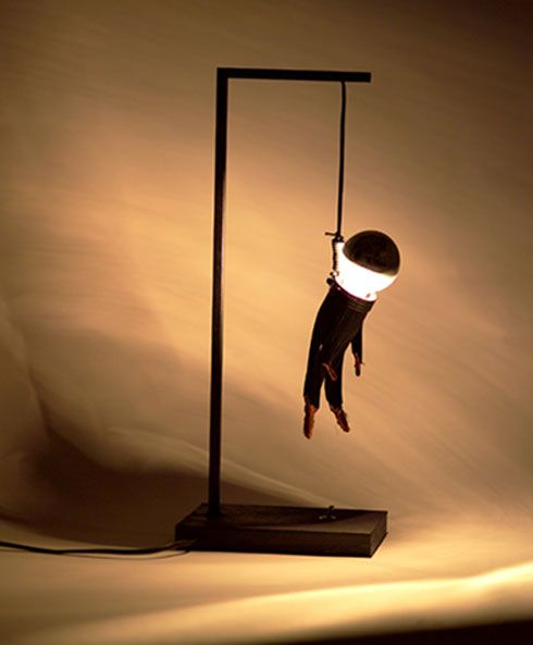 The first electric lamp ever invented was in 1809 by Humpry Davy ...