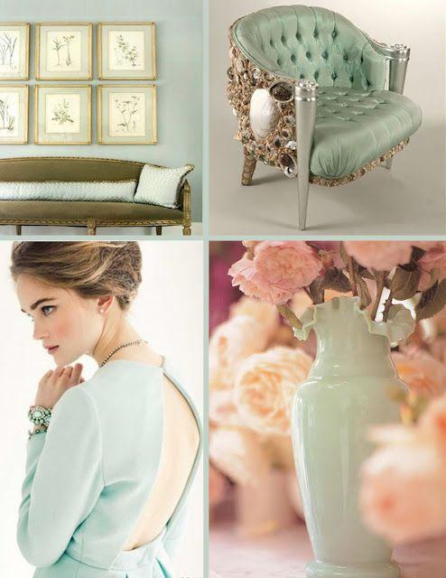 Beauty And The Green Seafoam Green Fun Fresh Fabulous Living Room Decor Tips Seafoam Green Pink Living Room