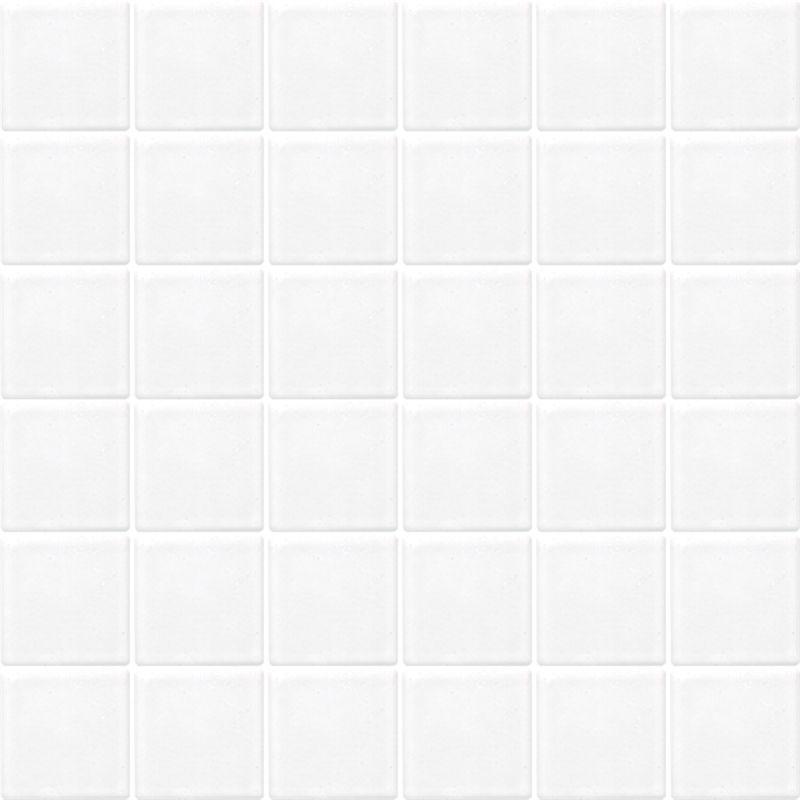 Cotto Tiles 48 X 48mm Matt White Mosaic Tile Sheet White Mosaic Tiles Mosaic Tile Sheets Tiles