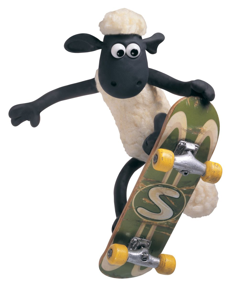 I Miss Wallace And Gromit Where Shaun The Sheep Was Originally