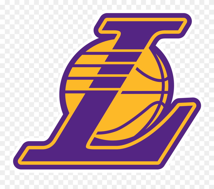 Download Hd Lakers Alternate Logo Png La Lakers Logo Clipart And Use The Free Clipart For Your Creative Proj Lakers Logo Logo Clipart Los Angeles Lakers Logo