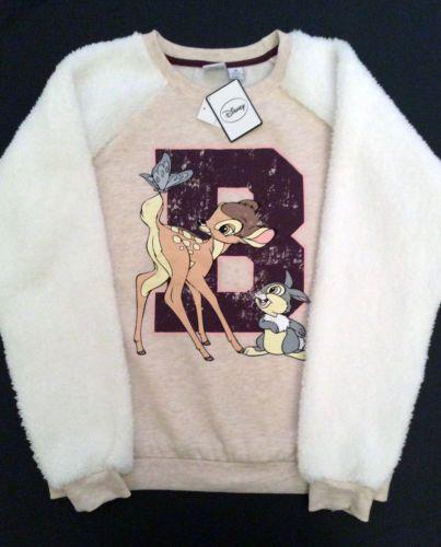 PRIMARK Disney BAMBI & THUMPER Lounge Pants T Shirt Pyjama ...