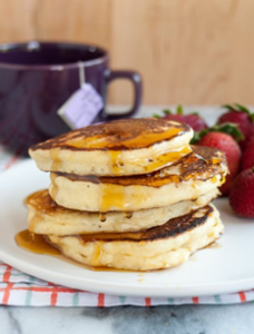 "Nothing says ""weekend"" like simple naively constructed flapjacks for breakfast. easy fluffy pancake recipe will help you effortlessly throw together this weekend most loved in less than 30 minutes!"