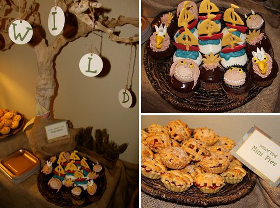 Where The Wild Things Are Baby Shower  Cute For Fall!