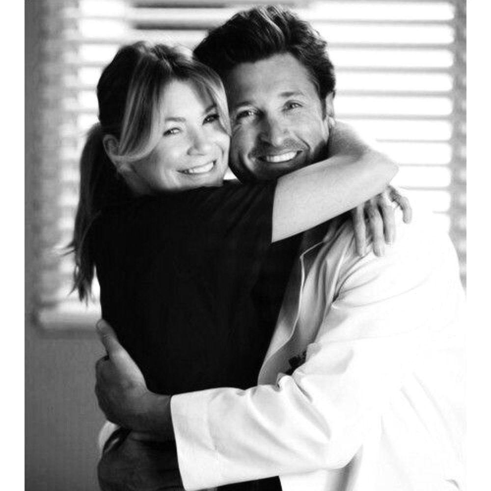 Grey\'s Anatomy, Meredith and Derek | Love Story | Pinterest