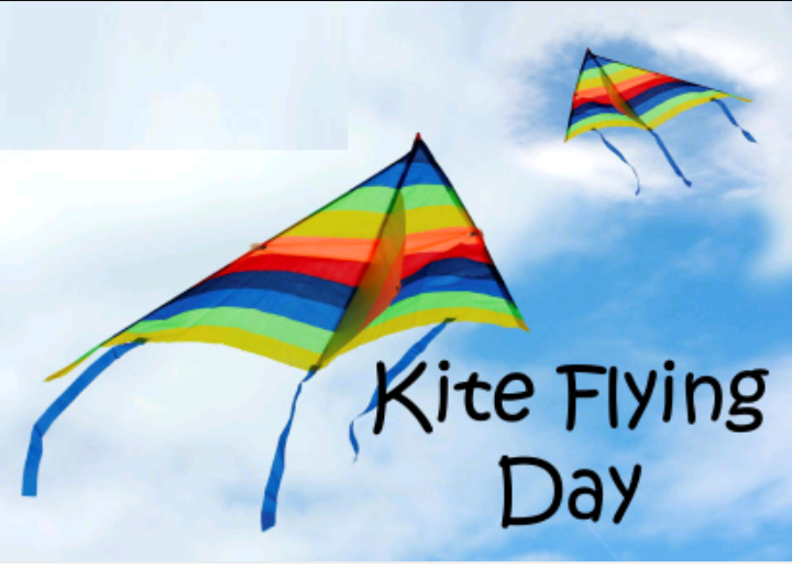 Free Kite Day Celebration w St. Charles Park District