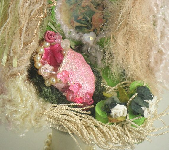 Fairy Nursery Baby Shower With Fairy Bed by YoungHeartWhimsy, $35.00