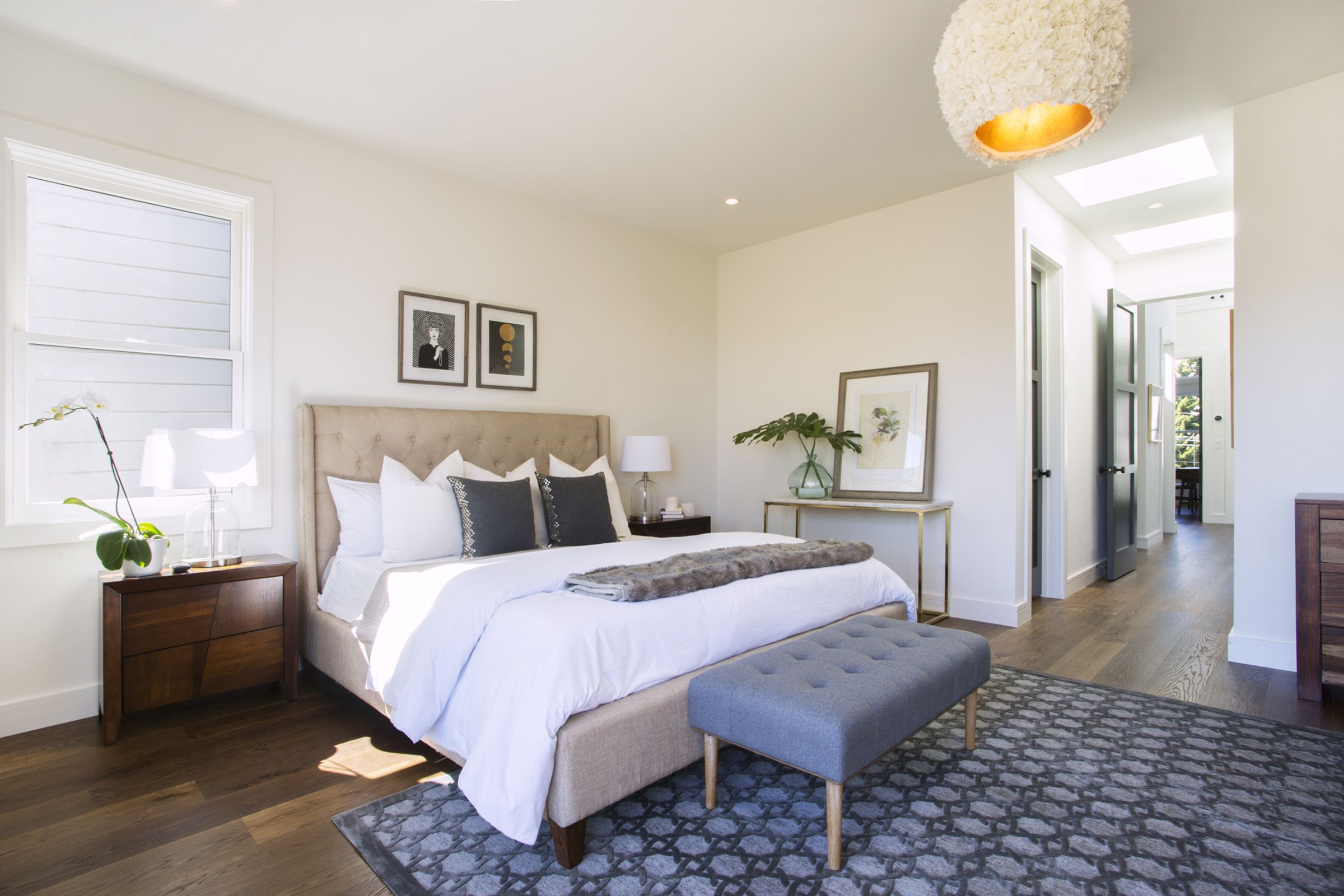 A Remarkable Renovation For A San Francisco Fixer Upper Interior Photography Bedding