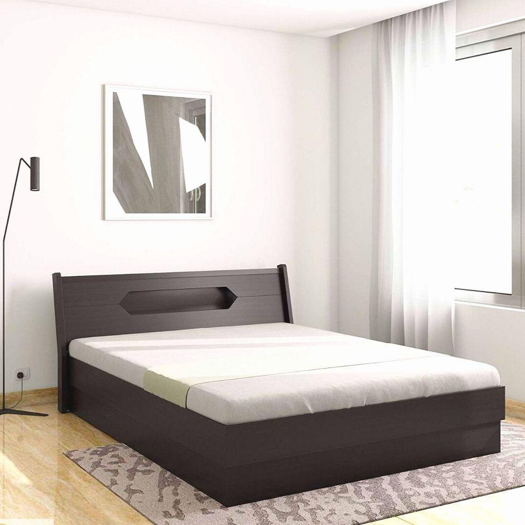 Gorevizon Queen Size Engineered Wood Bed With Headboard Storage Espresso Finish Queen Size Bed Frames Bed Frame With Storage Bed Frame With Mattress