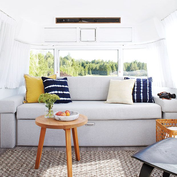 photos caravane airstream et camping styl deco. Black Bedroom Furniture Sets. Home Design Ideas