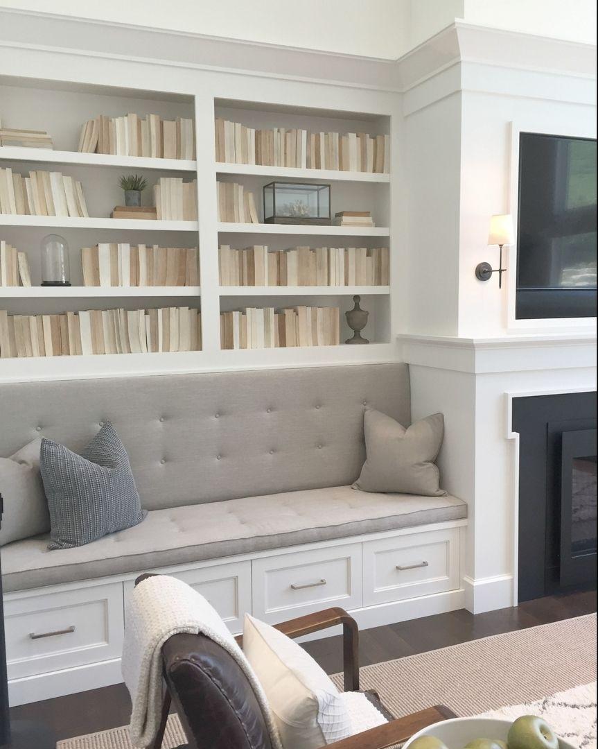 Friday Favorites: Built-ins and Bookshelves