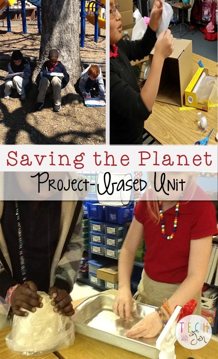Want To Get Students Excited About New Projects In The Classroom
