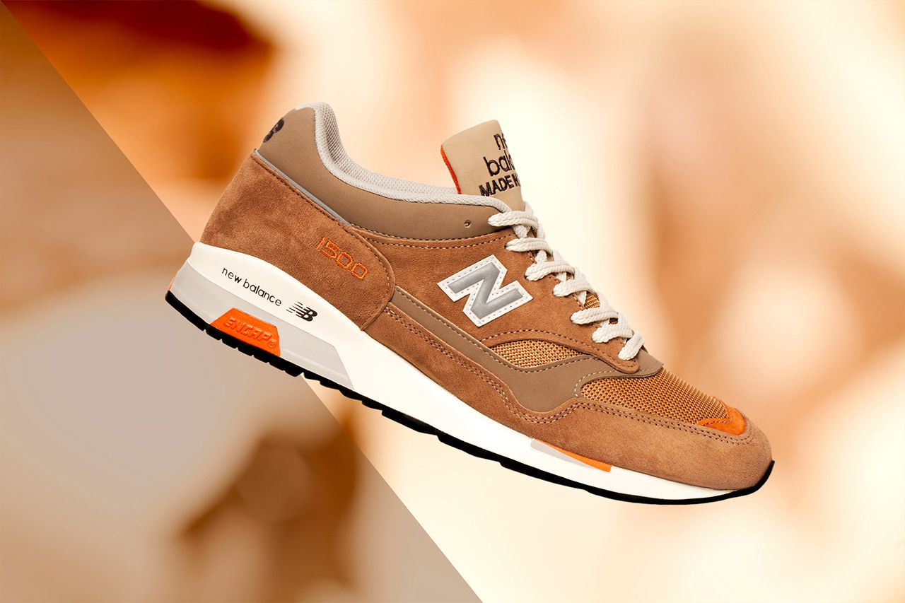 Norse Projects x New Balance Made in UK M1500 'Danish Weather' Pack - FNG magazine