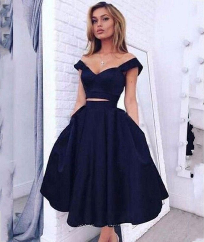 Sexy Prom Dress,Off Shoulder Prom Dress,Short Homecoming Dress ...