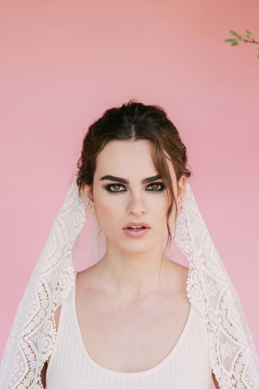 Pretty, Fun & Totally Unique Wedding Veils by Beba\'s Closet #veilmeagain