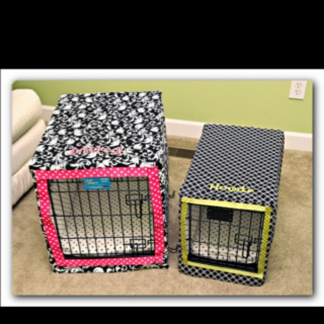 Stylish Kennel Covers