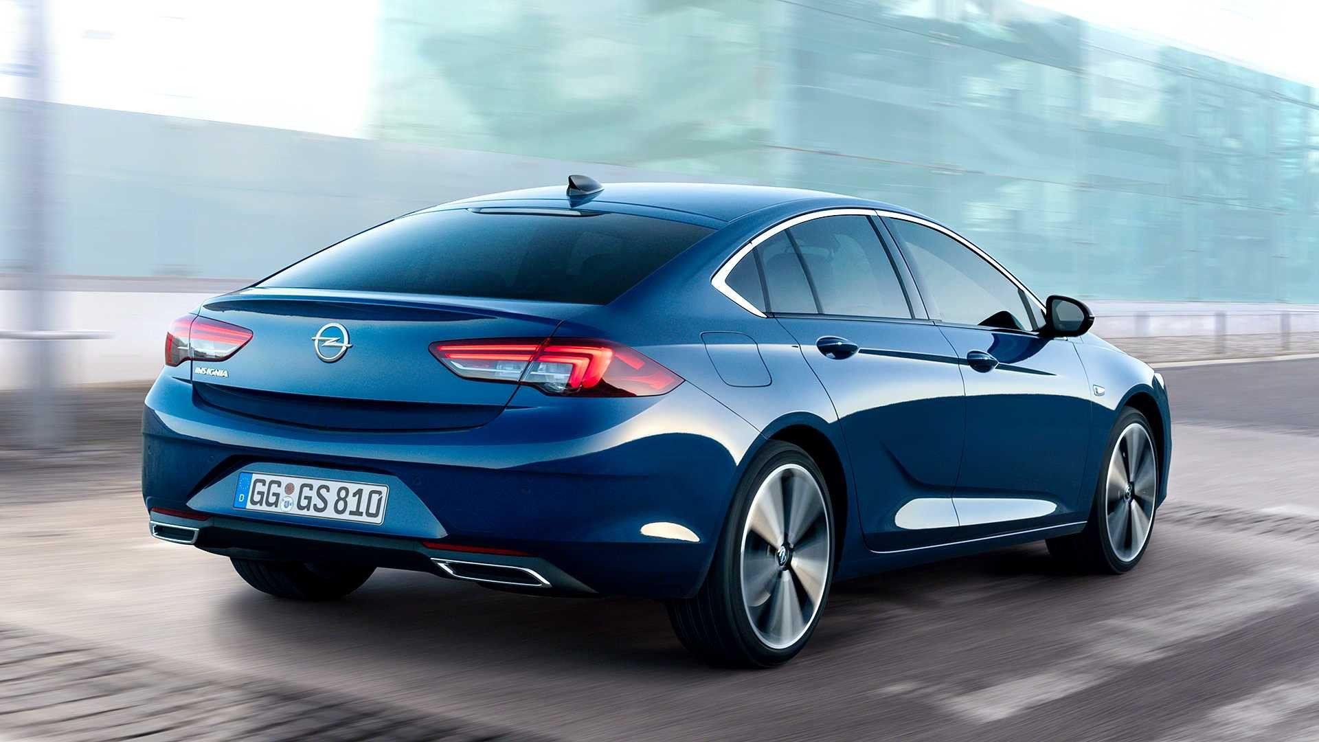 Yeni Opel Insignia 2020 First Drive Di 2020 Mobil Teknologi Teknik