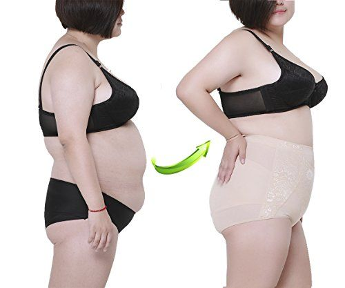 e8270496c935b Womens High Waist Tummy Control Slim Shapewear Panty Plus Size 5XL    Check  out the image by visiting the link.