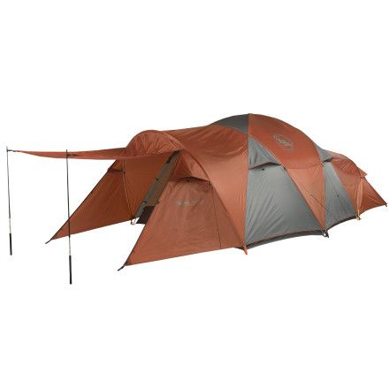Big Agnes Flying Diamond 8 Tent 8-Person 4-Season  sc 1 st  Pinterest & Big Agnes Flying Diamond 8 Tent: 8-Person 3-Season | Tents and ...