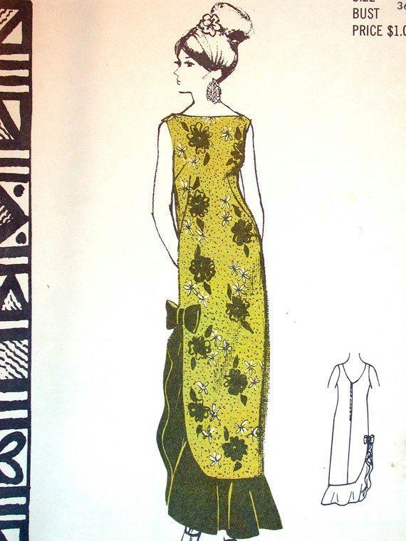 Image result for muumuu fabric | dress ideas | Pinterest