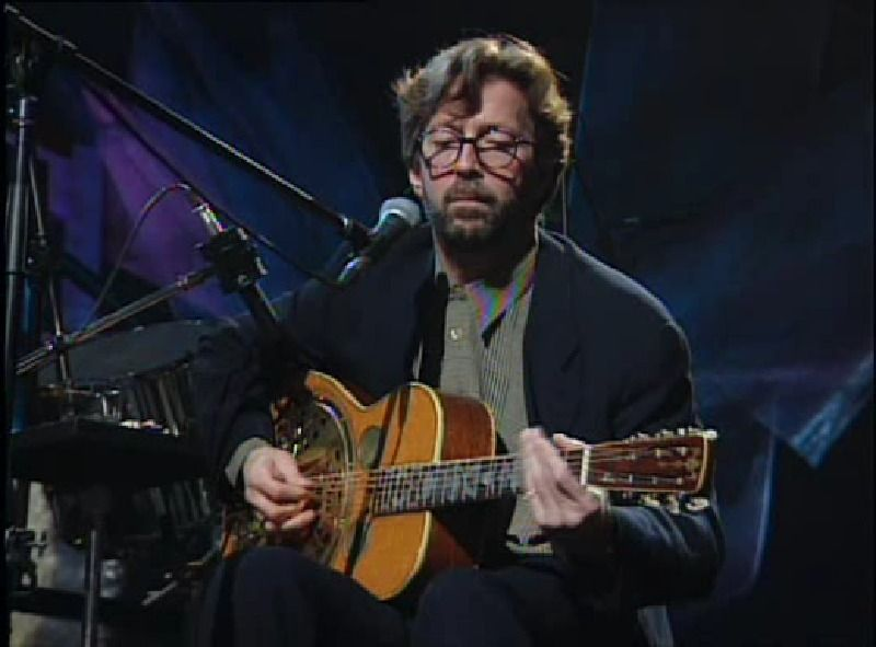Eric Clapton Mtv Unplugged By Ben Fong Torres Eric Clapton Eric Clapton Unplugged Mtv Unplugged