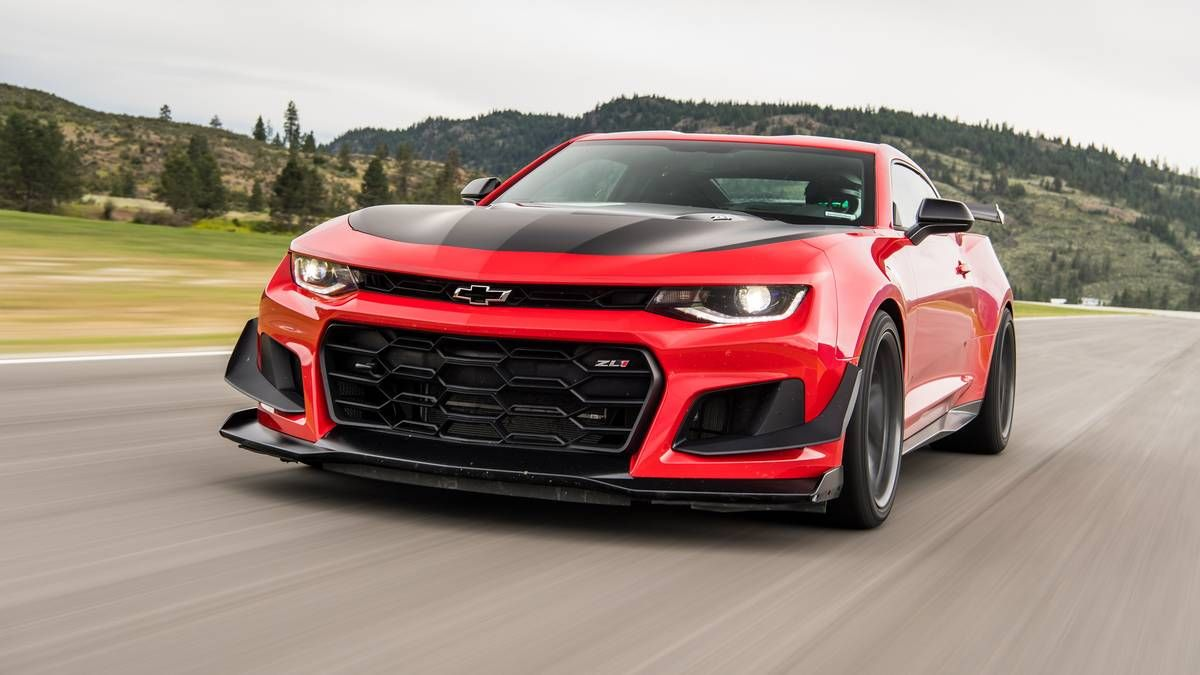 The 2018 Camaro Zl1 1le Was Built For Track Days Specifically For One Recent Track Day At The Nurburgring Where Camaro Ride Camaro Zl1 2018 Camaro Zl1 Camaro
