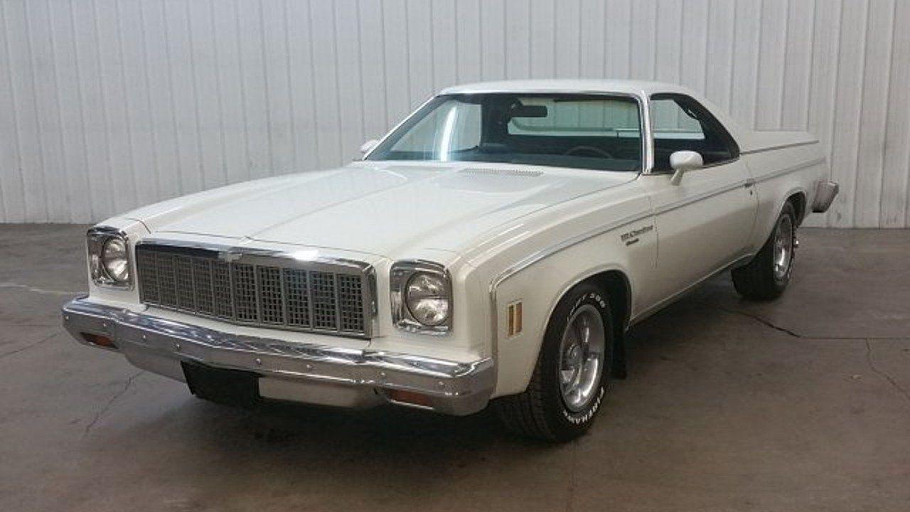 1975 Chevrolet El Camino for sale near Silver Creek, Minnesota 55358 ...