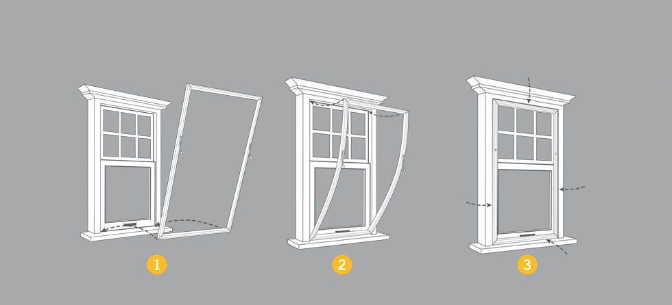 Indow Window Inserts: storm windows & blackout window