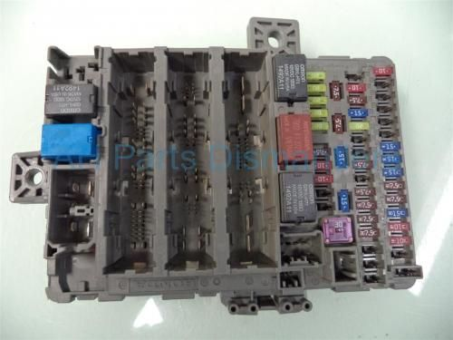 used 2013 honda civic dash fuse box 38200-tr0-a32 38200tr0a32  purchase from