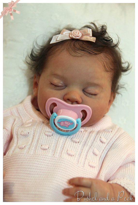 Custom Order for Reborn Blanca Doll by bushelandapeckdolls on Etsy