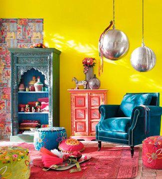 Al estilo hind ventas en westwing deco casa for Decoracion estilo hindu