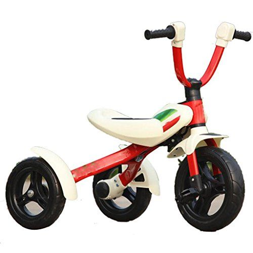 Gougou Children Tricycle Bicycle Folding Bike Pedal Single Push