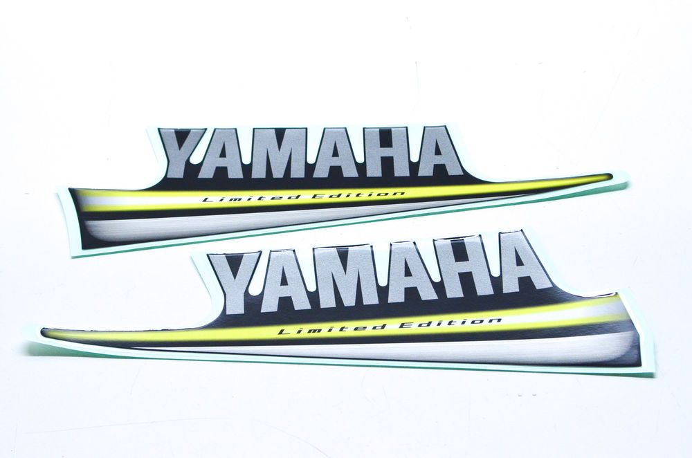 New Oem Yamaha Front Fender Graphic Kit Nos Ebay Motors Parts Amp Accessories Motorcycle Parts Ebay Yamaha Yamaha Motorcycles Graphic Kit