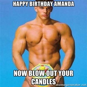 birthday stripper free
