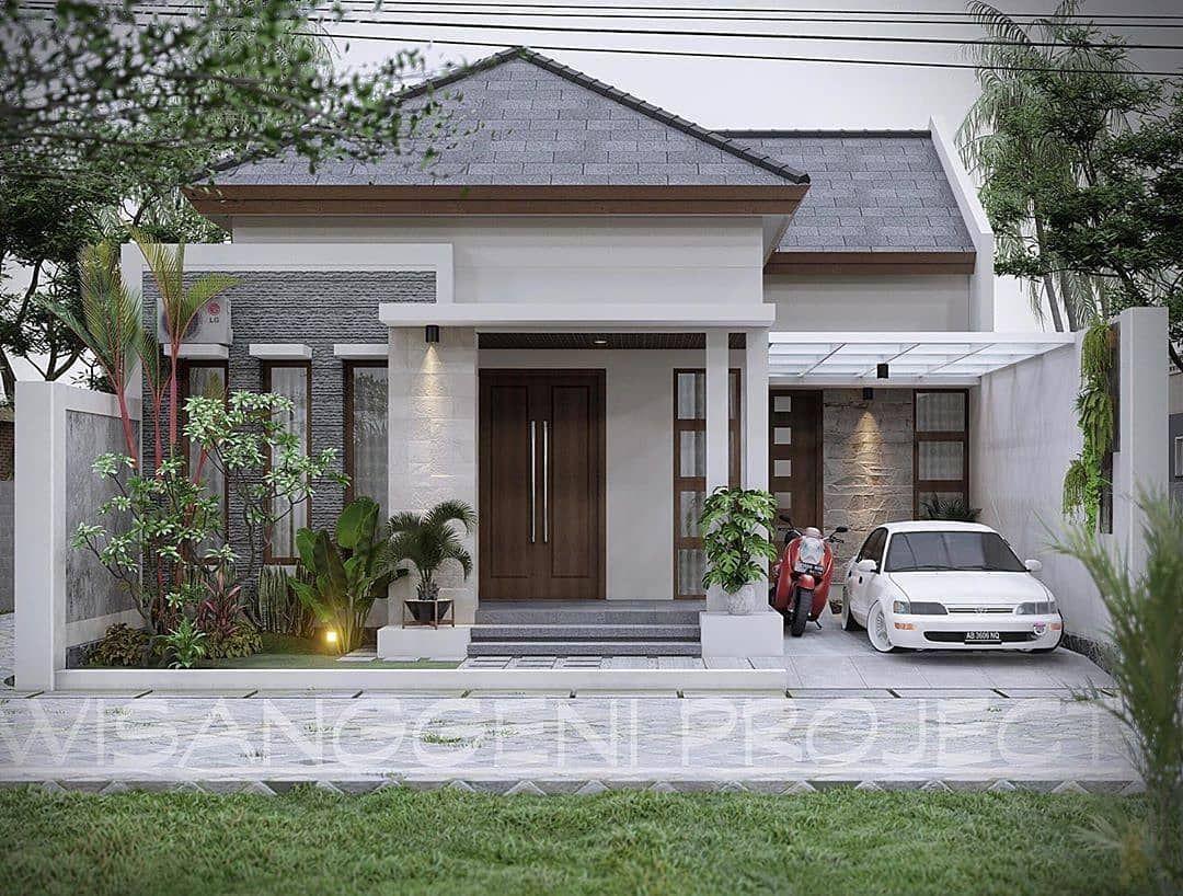 Inspirasi Desain Rumah Tren Instagram Cakeppp Semoga Menjadi Inspirasi Via Wisanggenipr Denah Rumah Pedesaan Desain Rumah Arsitektur