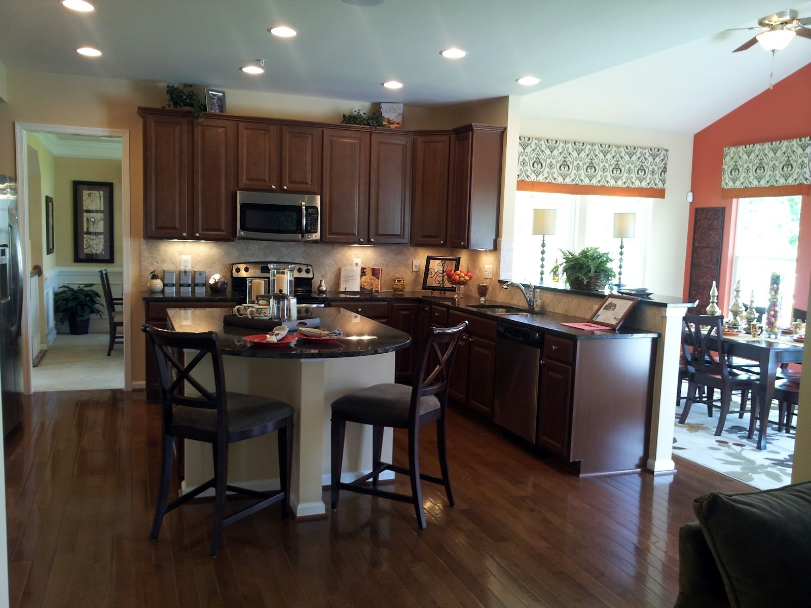 ryan homes kitchens what we love most about the zachary place is